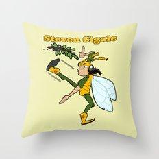 Steven Cigale Throw Pillow