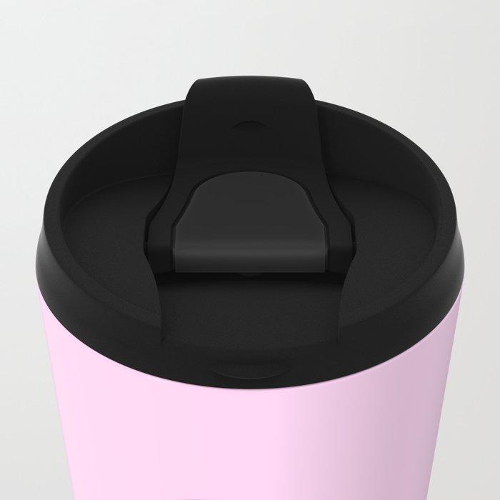 TULIPOP PINK Metal Travel Mug
