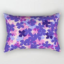 Flower Shower Rectangular Pillow