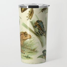 Frogs And Toads Travel Mug