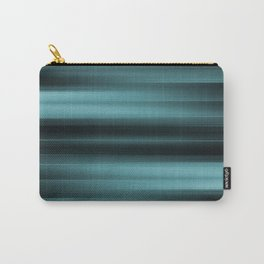 Abstract Rays - Warps design Carry-All Pouch