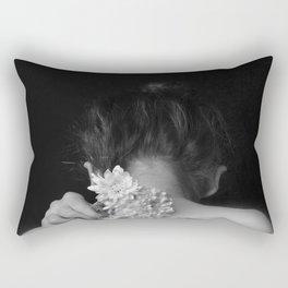 Flower and sea Rectangular Pillow