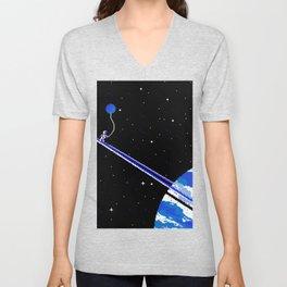 Forever Saturnine Unisex V-Neck