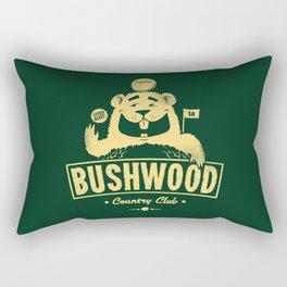 Bushwood (Light) Rectangular Pillow