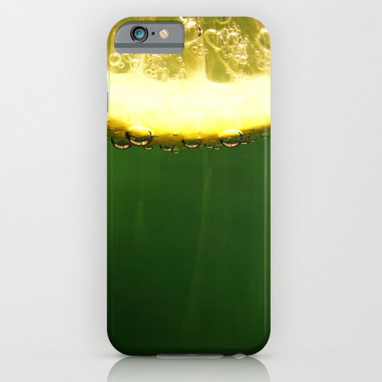 lemon iPhone & iPod Case