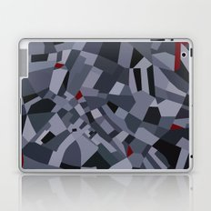 London Road Blocks Laptop & iPad Skin