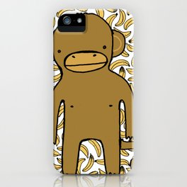 It's A Jungle Out There. iPhone Case