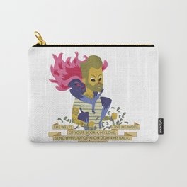 Illustrated Songs - Mojo Pin Carry-All Pouch