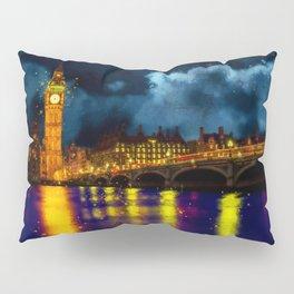 london-skyline-england-landmark Pillow Sham
