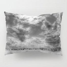 Heavenly Monochrome Pillow Sham