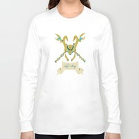 army Long Sleeve T-shirts featuring Loki's Army by sophiedoodle