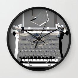 Dan Dan logo Wall Clock