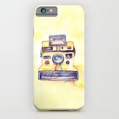 Vintage gadget series: Polaroid OneStep camera iPhone 6s Slim Case