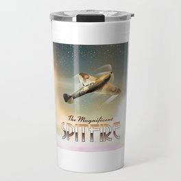 The Magnificent Spitfire Travel Mug