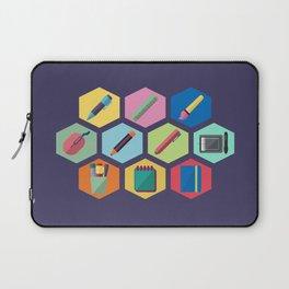 I'm a graphic designer Laptop Sleeve
