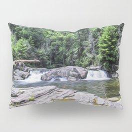 Lower Fall View Pillow Sham