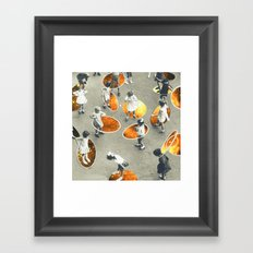 Ula space Framed Art Print