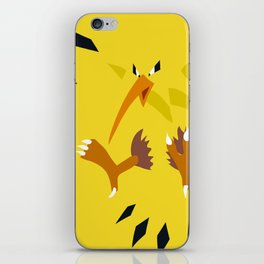 PKMN Zapdos iPhone Skin
