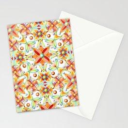 Suzani Textile Pattern Stationery Cards