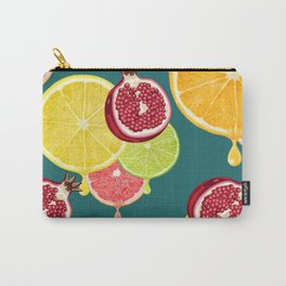 tropic fruit Carry-All Pouch