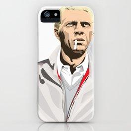 Steve McQueen iPhone Case