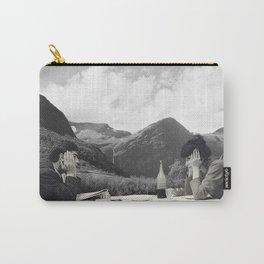 Collage Une femme est une femme - Jean Luc Godard  (1961) Carry-All Pouch