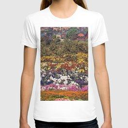 Some neighbourhood called flower T-shirt