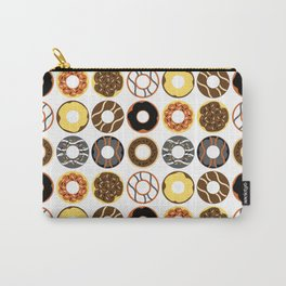 Bear Donuts Carry-All Pouch
