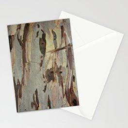 Peeling Patterns Of Eucalyptus Bark Stationery Cards