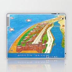 South Beach Laptop & iPad Skin