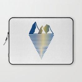 Mountain & Inlet Laptop Sleeve