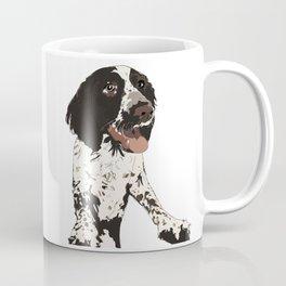 English Springer Spaniel Dog b/w multi Coffee Mug