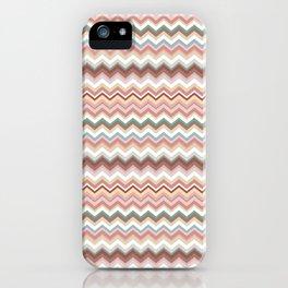 ZIG ZAG iPhone Case
