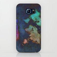 World map Galaxy S7 Slim Case