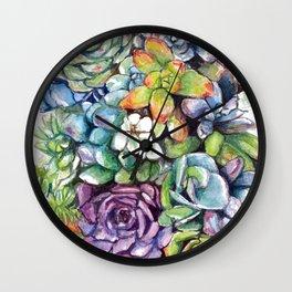 Love Succs Wall Clock