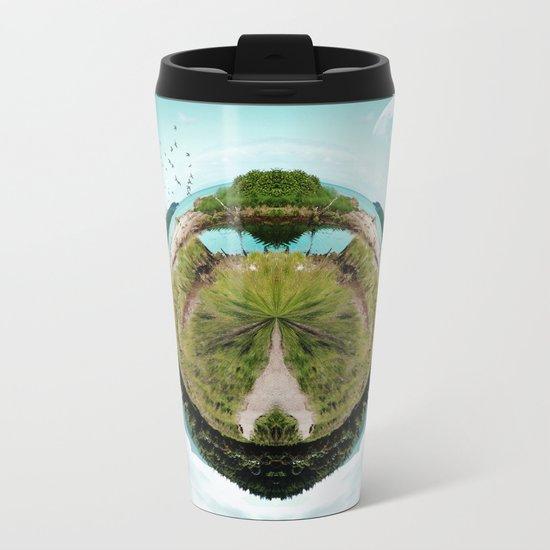 Nano Isle Metal Travel Mug