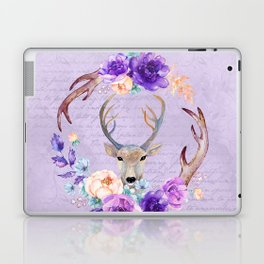 Lavender Love Letter Laptop & iPad Skin