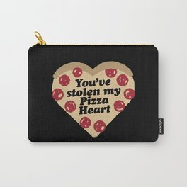 You've Stolen My Pizza Heart Carry-All Pouch