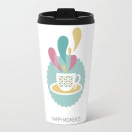 Happy Tea Travel Mug