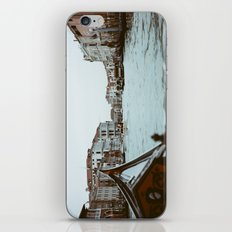 VENICE IV - GONDOLA iPhone & iPod Skin