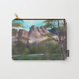 Mountains in Summer Carry-All Pouch