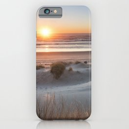 South Jetty Beach Sunset, No. 3 iPhone Case