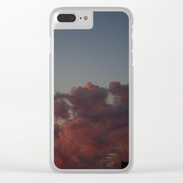 FAIRYFLOSS CLOUDS Clear iPhone Case