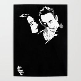 Gomez & Morticia Poster
