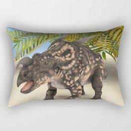 Dinosaur Einiosaurus Rectangular Pillow