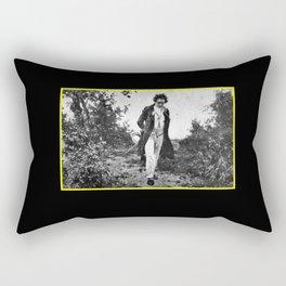 Beethoven Walk in nature Rectangular Pillow