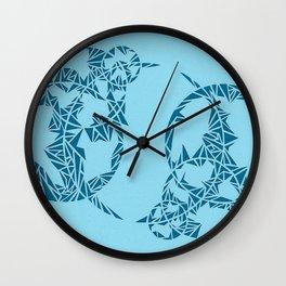 Heptad Wall Clock