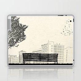 Tom's Favourite Spot —Angels Knoll Park, LA —(500) Days of Summer Laptop & iPad Skin