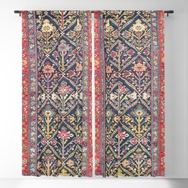 Karabagh Azerbaijan South Caucasus Long Rug Print Blackout Curtain