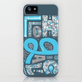 Illogical iPhone Case
